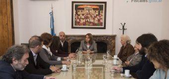 Ante la renuncia de Gils Carbó: expresamos nuestra preocupación ante el cercenamiento del Estado de derecho