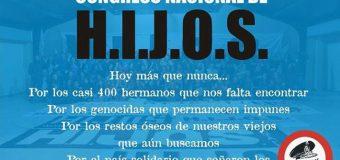 Se realiza el Encuentro Nacional de H.I.J.O.S. en Paraná