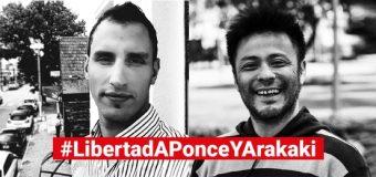 Libertad a los presos políticos del Partido Obrero