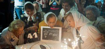 41 años de Madres; 41 años de lucha